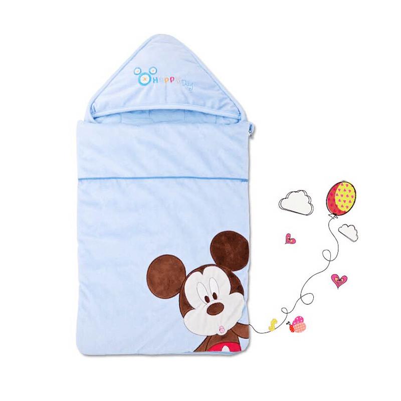迪士尼宝宝 可爱宝贝超柔多功能抱袋 722704100