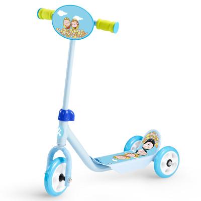 卡通牌西游猴儿童三轮滑板车