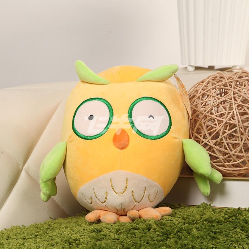 金洋创意森林宝宝系列-猫头鹰(大)