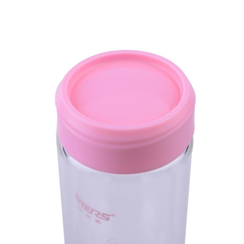 哈尔斯塑口玻璃杯hbl-240-19
