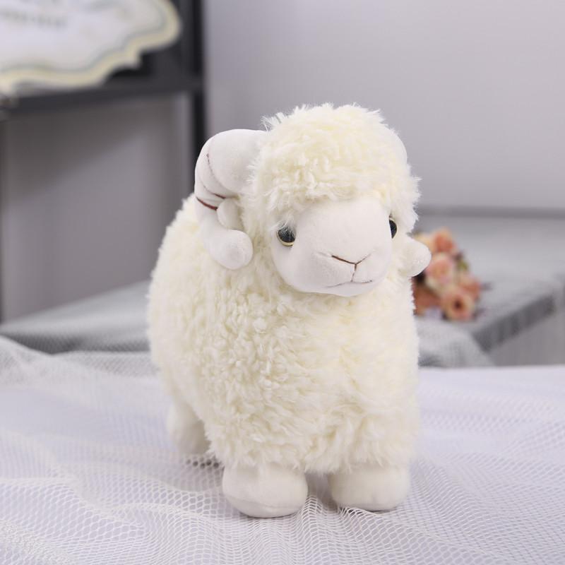 小绵羊面具手工制作图片