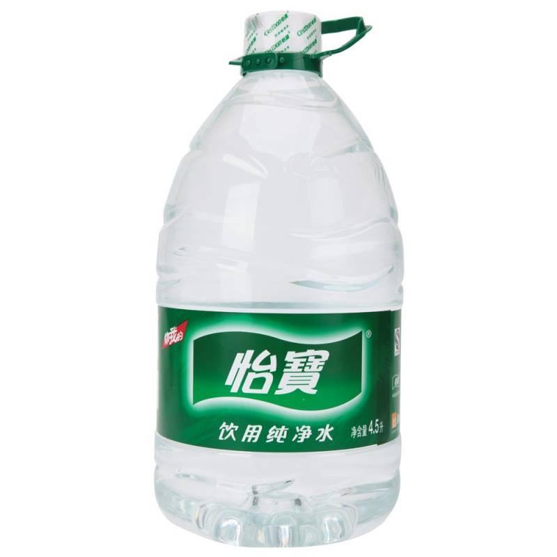 怡宝纯净水4.5l/瓶【价格