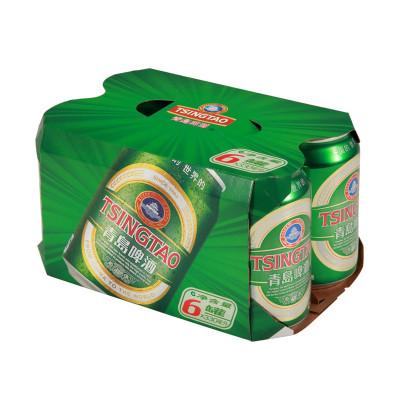 青岛啤酒330ml*6罐/组