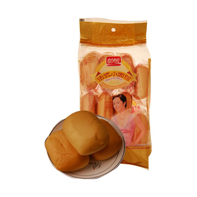 盼盼法式小面包(奶香味)200g/包图片