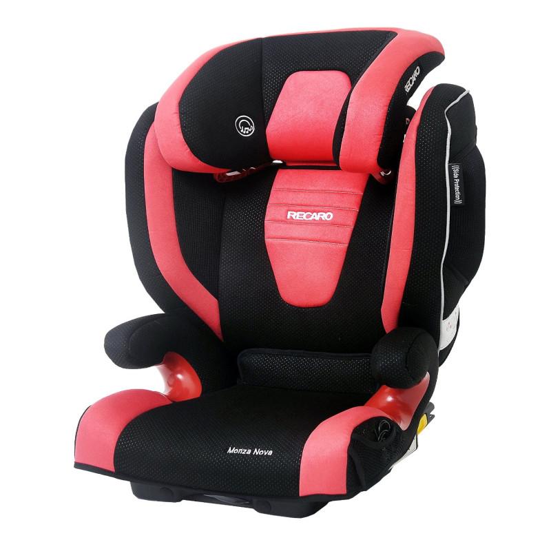 德国进口recaro瑞凯威 汽车儿童安全座椅 带isofix(3
