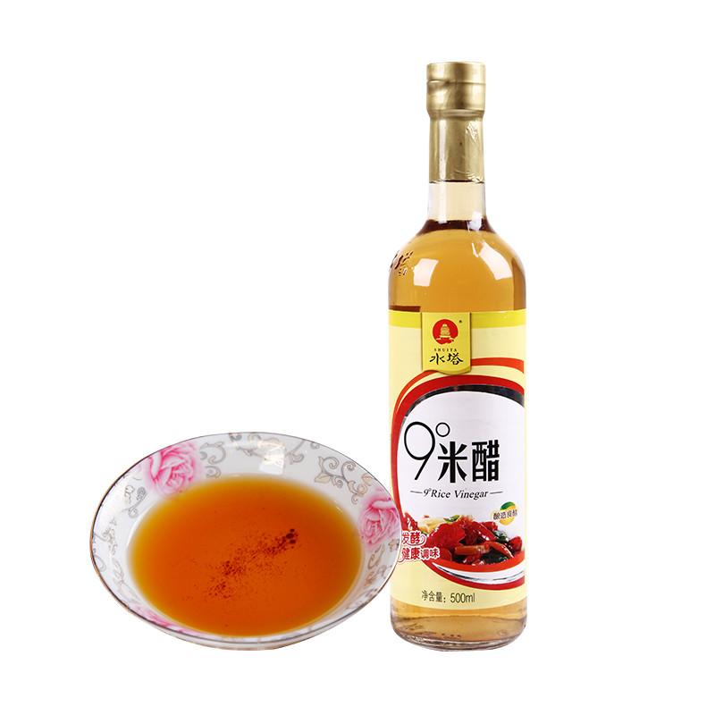 水塔9度米醋 500ml/瓶【价格