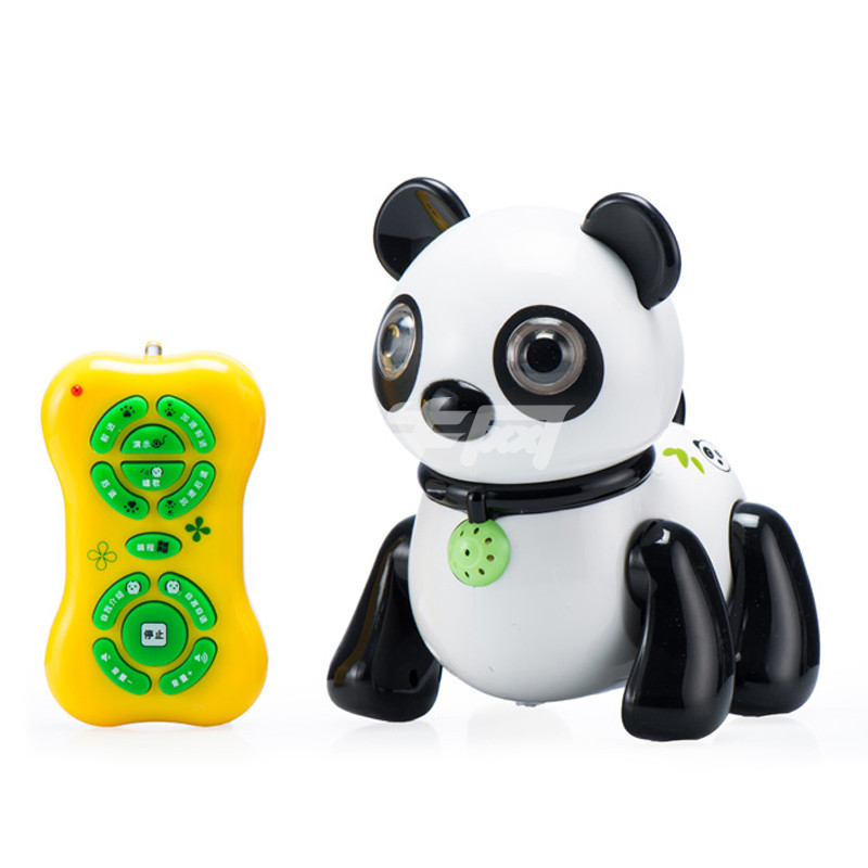 盈佳 遥控小动物 熊猫 2042图片