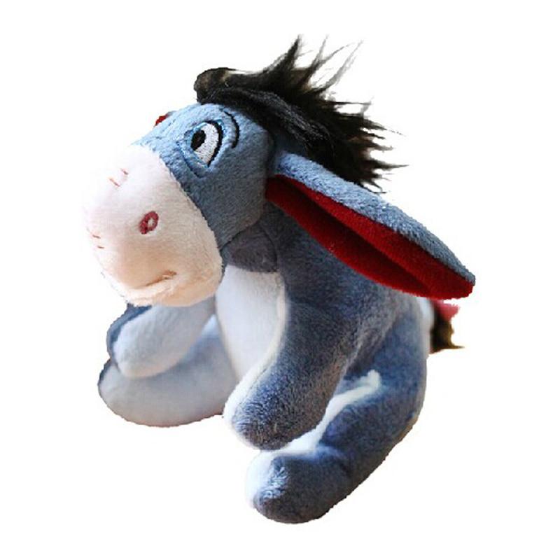 迪士尼 小驴屹耳伊尔 可爱卡通毛绒公仔移动电源充电宝 5200毫安