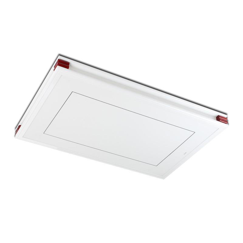 欧普 正方形中式 led吸顶灯客厅主卧室灯具大气长方形图片