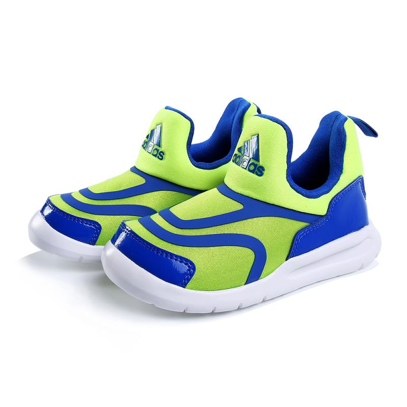 阿迪达斯 中童童鞋2016毛毛虫童鞋小海马运动鞋童鞋男女儿童休闲鞋 aq