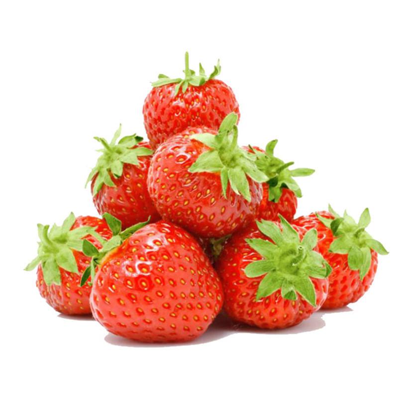 精选红颜草莓450g/盒 15粒装图片