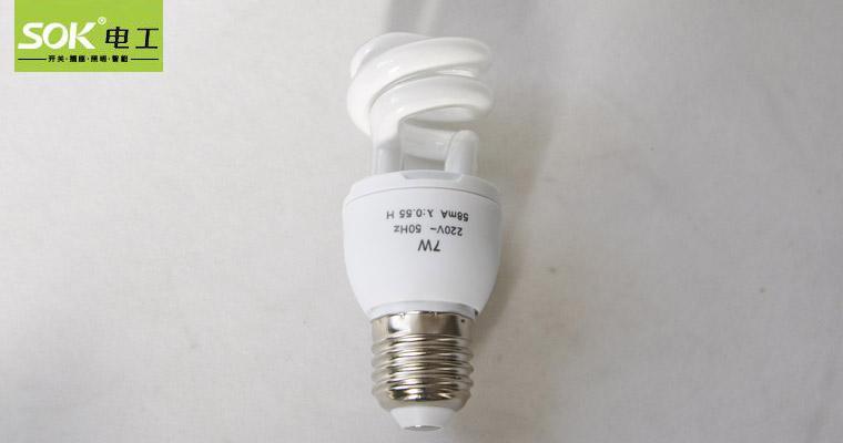 螺旋节能灯管 e27