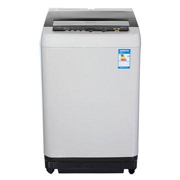 松下(panasonic) xqb75-q770u 7.5公斤 全自动 波轮 洗衣机 (灰色)