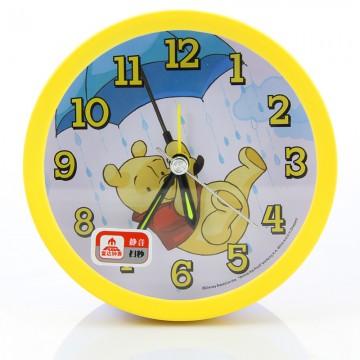 迪士尼 卡通学生圆形闹钟 懒人闹钟 df6013