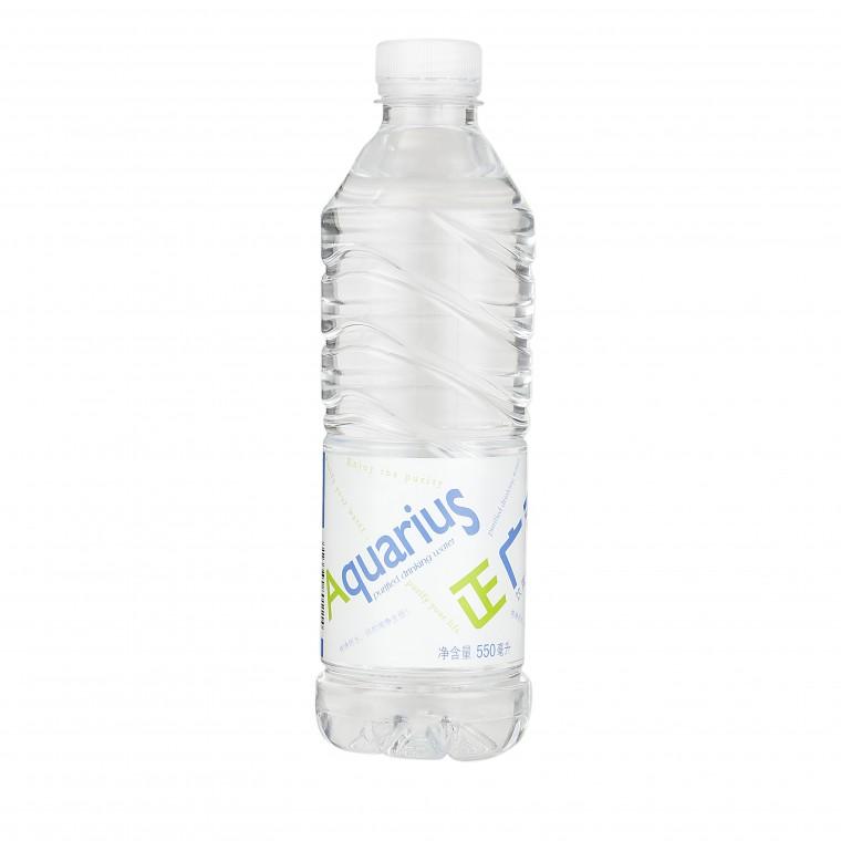 饮用纯净水 550ml/瓶