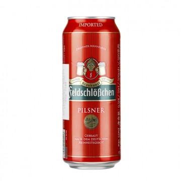 德国进口 卡吉娜 比尔森啤酒 500ml