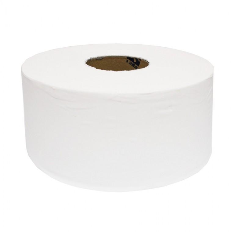 洁云 240米双层大卷纸 -3卷/提*4提(整箱起售)