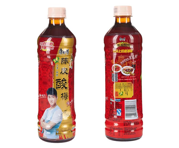 康师傅酸梅汤 450ml 瓶