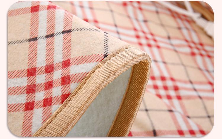 彩虹 全线路特别安全保护双控双温电热毯 180*170cm tb106 颜色随机发