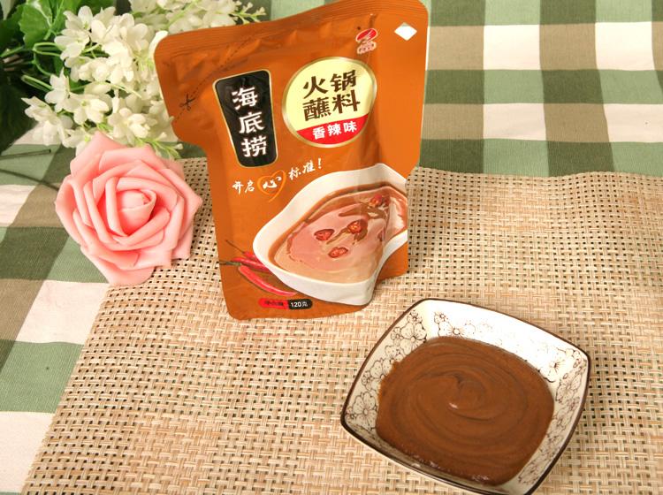 捞派海底捞火锅蘸料(海鲜味)120克/袋